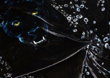 Ткань бархат: фото, состав, текстура, виды