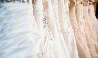 Свадебные ткани: фото, названия, необходимое количество