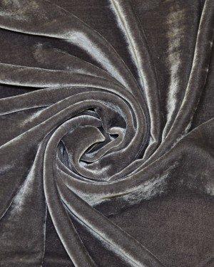 Серый бархат