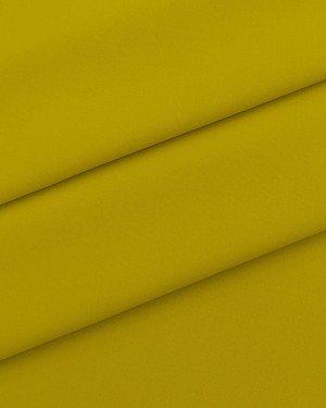 Желтая костюмная ткань