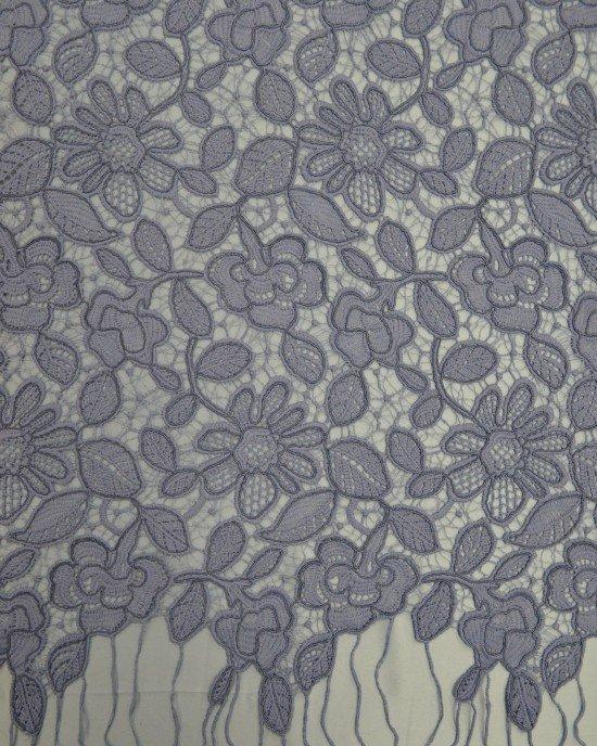 Ткань кружево в стиле Ermanno Scervino