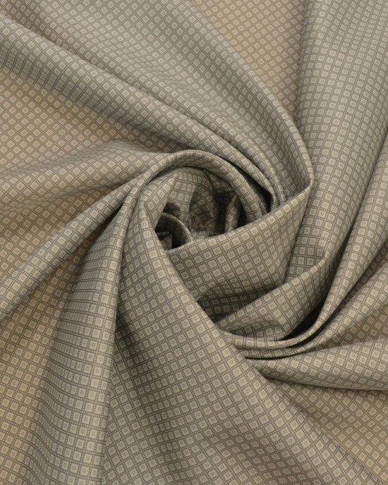 Ткань подкладочная с узором