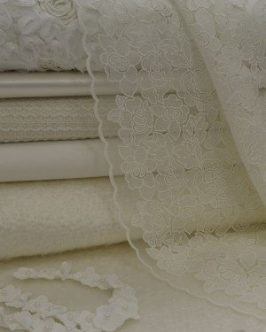 Свадебные ткани в ассортименте