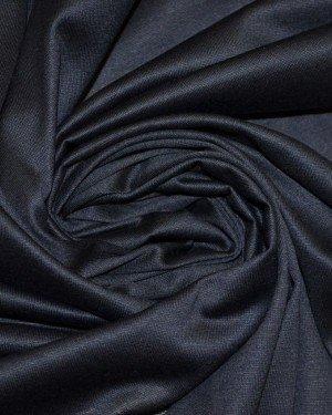 Трикотаж черного цвета