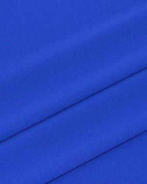 Ткань вискоза синяя