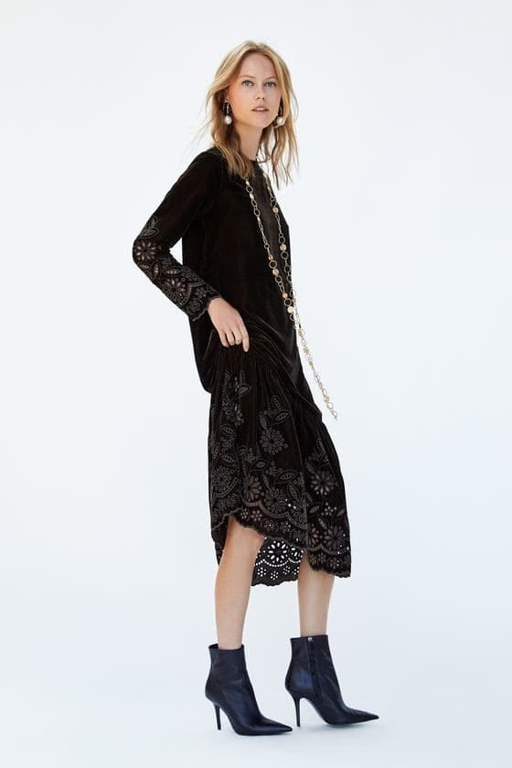 фото одежды из панбархата