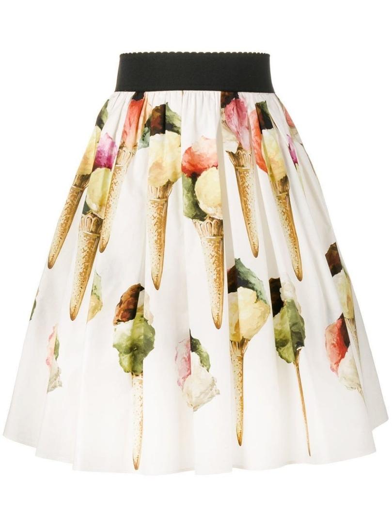 как выбрать ткань для юбки