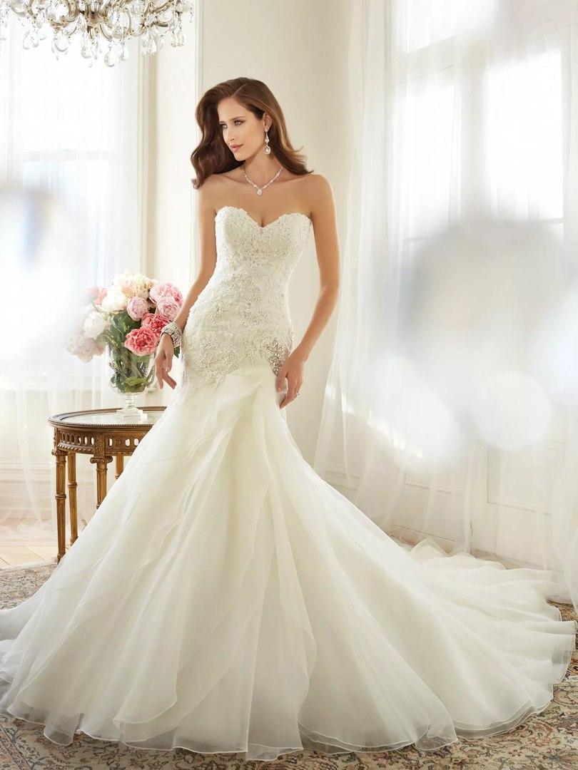 свадебные ткани для платья