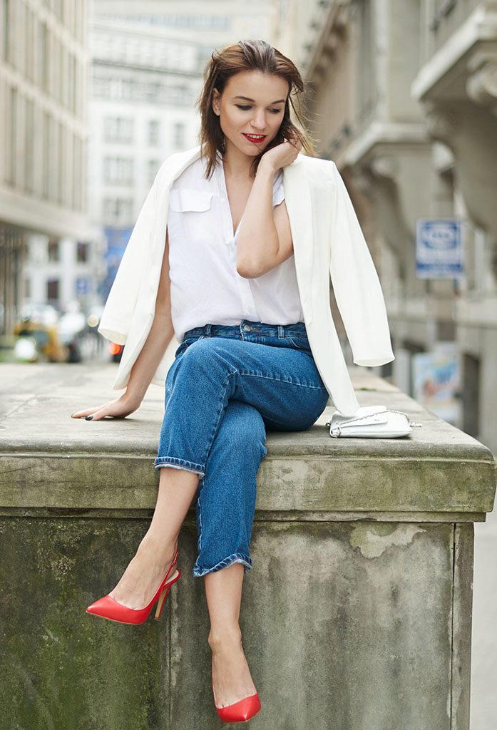 джинсы мода 2019